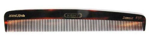 Kent The Handmade Comb - 165mm Fine Toothed Dressing Comb Model No. F3T