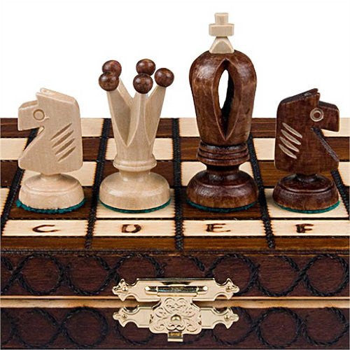 Royal 30 Chess Set - 11-3/4'' x 11-3/4''