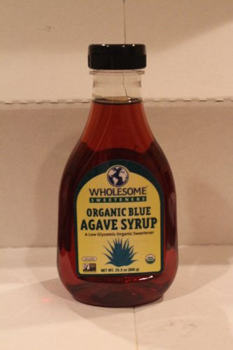 Wholesome Sweetners Organic Blue Agave 23.5 OZ