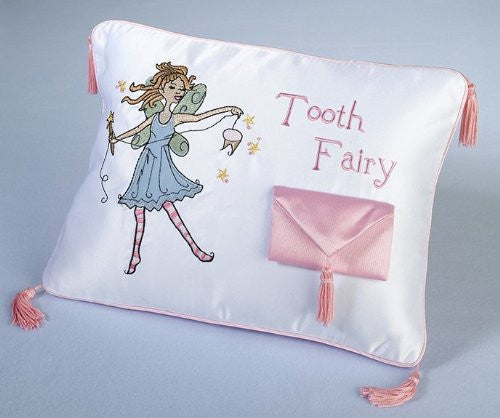 Tooth Fairy Pillow with Pillow Pouch