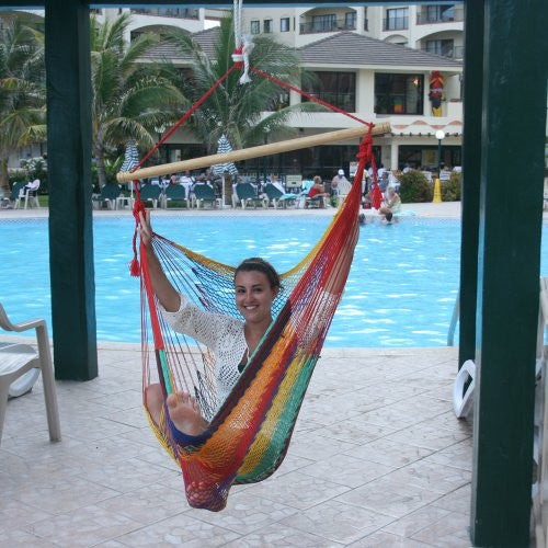 Chair Hammock, Multicolor