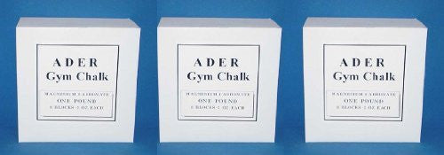 Gym Chalk (8pcs per 1lb block)
