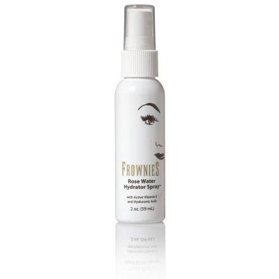 Rosewater Hydrating Spray 2oz. Bottle (59 ml.)