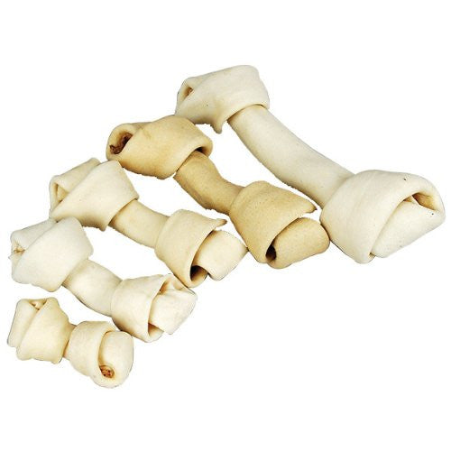 "8-9""  FLAT KNOT BONE w/Cigar Band"