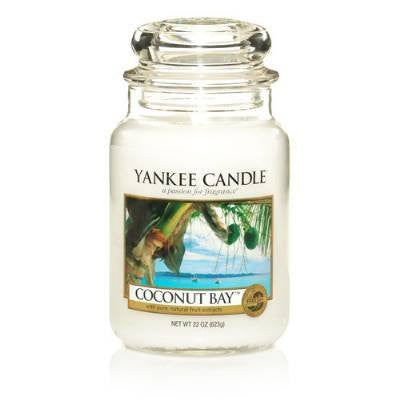 Coconut Bay - 22oz Yankee Candle