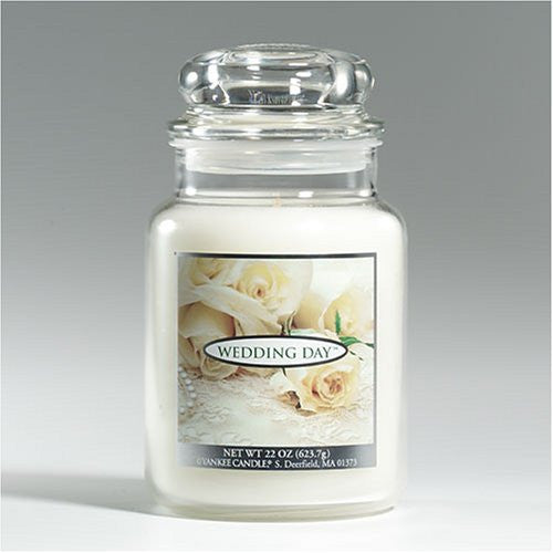 Wedding Day 22 oz ounce Yankee Candle