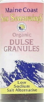 Sea Seasonings - Dulse Granules w/ Garlic 1.50 Ounces