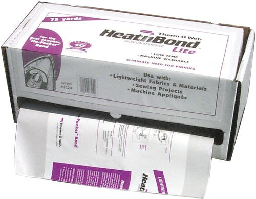 Lite HeatnBond 17 in. x 75 yd. Roll Display Box