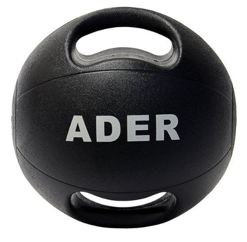6lb Double Grip Ball- Black