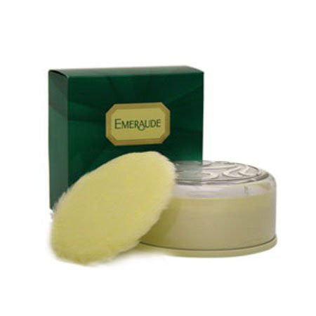 Emeraude 4 oz. Dusting Powder