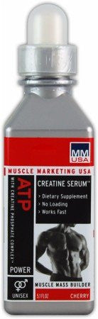 MM USA ATP Creatine Serum