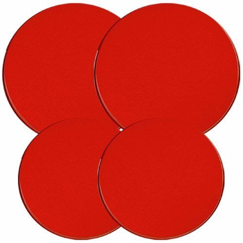 Burner Cover Set - Round, 4-600-W