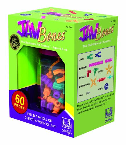 Jawbones - 60 Piece Set