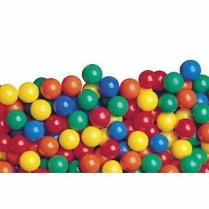 FUN BALLZ (100 PCS, Carry Bag)