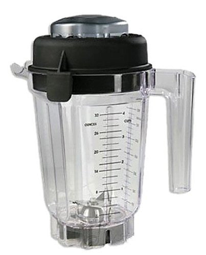Vitamix Eastman Tritan Copolyester 32-Ounce Container with Wet Blade and Lid