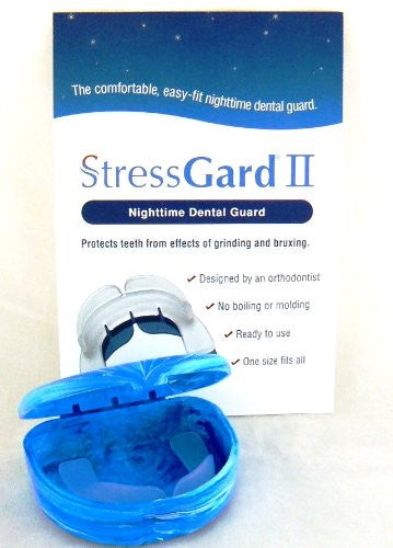 StressGard II Night Tooth Teeth Mouth Bruxism Guard