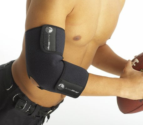 "ActiveWrap Hot/Cold Reusable Compress Therapy Elbow - Med/Lg - Over a 10"" arm #BAWE14"