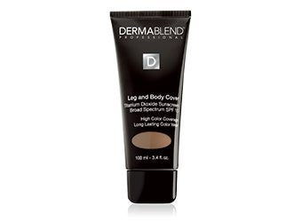 Leg & Body Cover Foundation SPF 15 - Light, 3.4 fl oz (Color: Caramel)