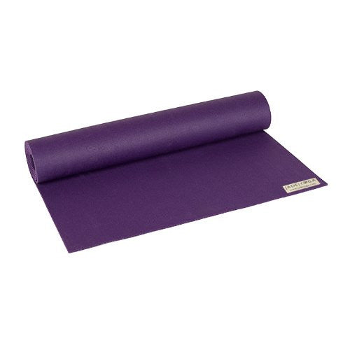 "Jade Travel 24"" x 68""-inch Yoga Mat (Color: Purple)"