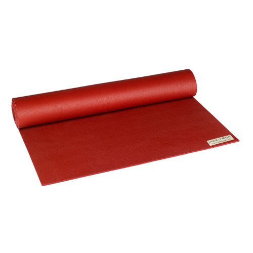"Jade Travel 24"" x 68""-inch Yoga Mat (Color: Sedona Red)"
