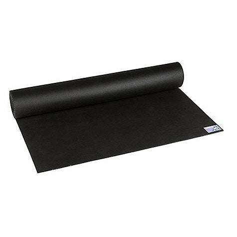 "Jade Travel 24"" x 68""-inch Yoga Mat (Color: Black)"