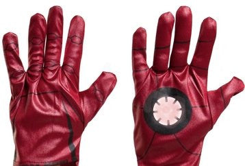 Iron Man Mark 6 Classic Child Gloves (Standard)