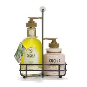 Cucina Hand Care Duo - Coriander and Olive Tree