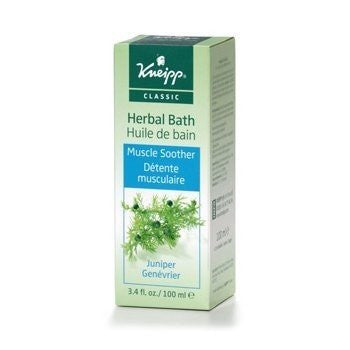 Kneipp - Juniper Herbal Bath,Muscle Joint & Circulation - 3.4fl.oz.