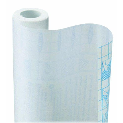 "Clear Covering Paper 18"" x 25 yds"