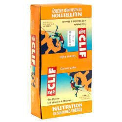 Clif Energy Bars (Flavor: Carrot Cake Size: 12 Bars)
