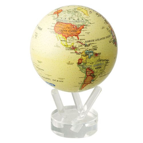 MOVA Globe - Antiqued Beige 4.5""