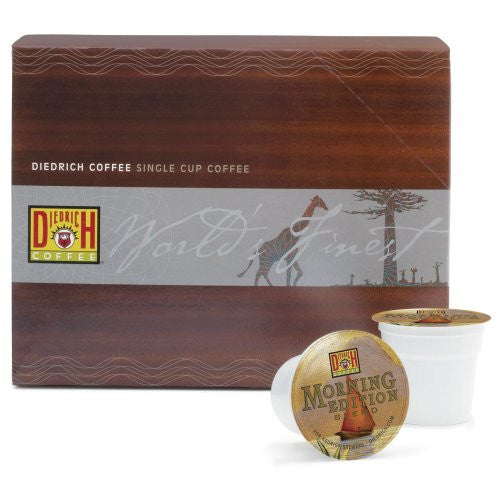 Diedrich Coffee® Morning Edition Blend® Coffee K-Cup® Packs