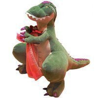 "How Do Dinosaurs Say Goodnight? 14"" Large Doll"