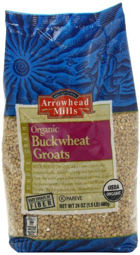Arrowhead Mills Buckwheat Groats, Organic 24.0 OZ
