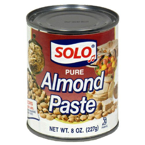 Almond Paste 8.0 OZ (Pack of 4)