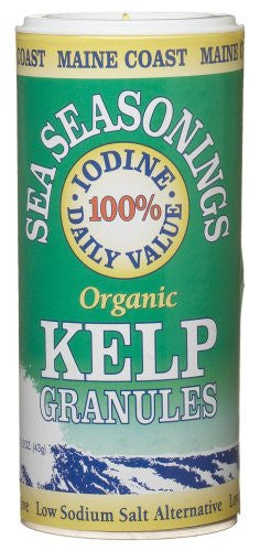 Maine Coast Sea Vegetables Organic Kelp Granules Salt Alternative -- 1.5 oz