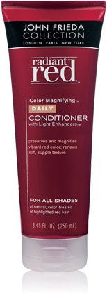 John Frieda Radiant Red Conditioner Daily 8.45oz