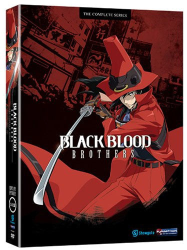 Black Blood Brothers: Box Set (2008)