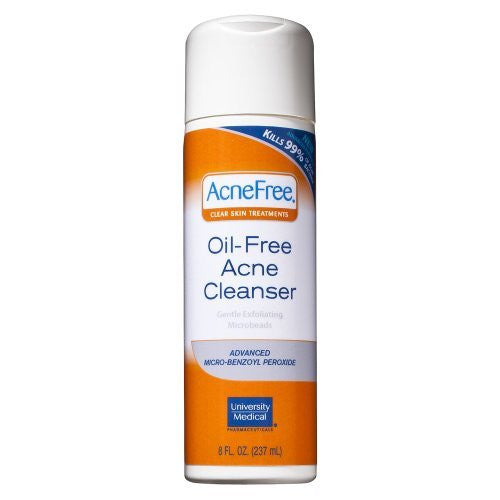 ACNEFREE Oil-Free Cleanser - 8oz