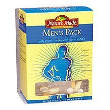 Nature Made Men's Pack - 30 days (30 pack)