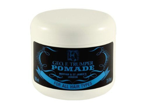 Blue Pomade Hair Wax 100ml Pot