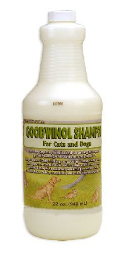 Goodwinol Shampoo 32oz