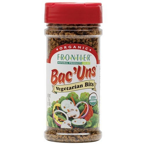 FRONTIER NATURAL PRODUCTS Herbs, Spice Blends & Mixes Bac`Uns Organic 6/2.47 OZ