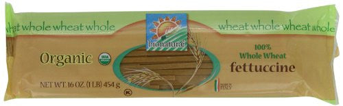 Bionaturae Spaghetti Organic Whole Wheat 16.0 OZ