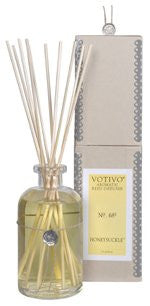 Votivo Aromatic Reed Diffuser - Honeysuckle
