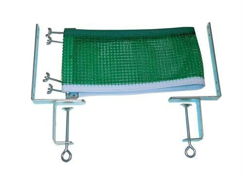 Champion Sports Screw-On Table Tennis Net and Post Set