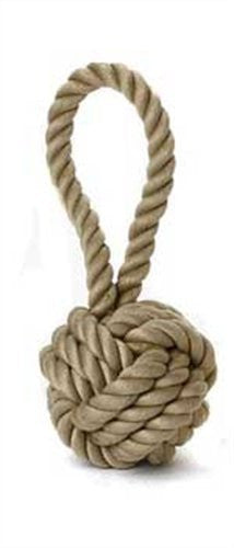"6"" Nuts for Knots w/ Tug Large"