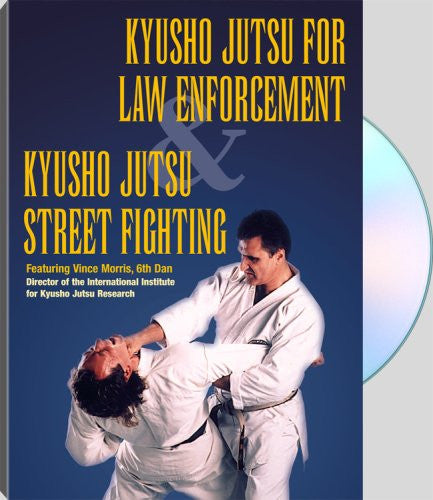 KYUSHU JUTSU STREET FIGHTING - Practical Applications Of Nerve Attack Methods