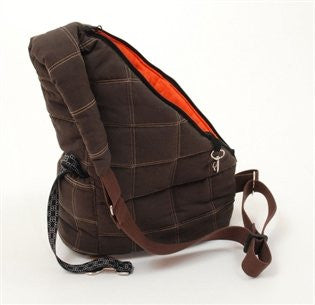 Petego Messenger Pooch Pouch Pet Carrier