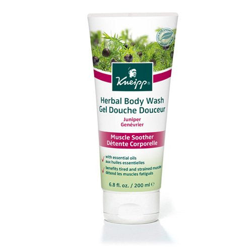 Kneipp Juniper Muscle Soother Body Wash - 6.8 oz
